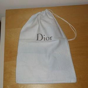 Dior dust bag